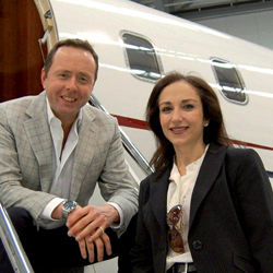Private Jet Consultancy Focuses On Main Business But Can39t Get Away From